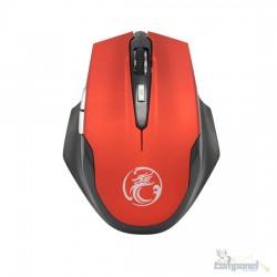 Mouse Gamer Silencioso Usb S/ Fio C/ 1600 Dpi imice - E1900